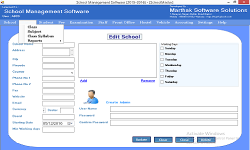 Software development company in Rajkot,Gujarat,India - Marthak Software Solutions