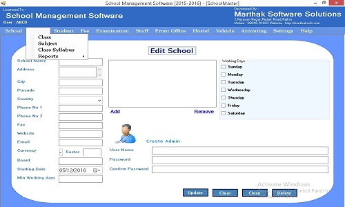 Imitation Software - Marthak Software Solutions